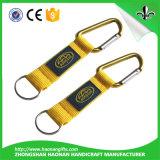 L'alta qualità progetta l'anello portachiavi per il cliente di Carabiner per la scalata umana