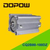 DopowシリーズCq2b80-100コンパクトなシリンダー二重代理の基本的なタイプ