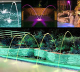 Jet Laminar Light LED com piscina colorida