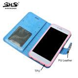 LG K4를 위한 가장 새로운 전화 부속품 PU 가죽 상자