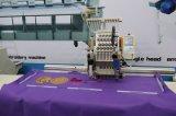 El casquillo comercial de la máquina del bordado de la nueva de la condición sola máquina compacta principal del bordado, camiseta acabó precios del bordado de los zapatos de la ropa