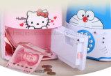 La caja del OEM Money Smart con el bloqueo y Voz Postal Cheque