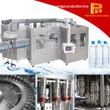 Terminar a máquina de engarrafamento pura automática da água