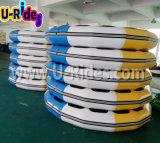 Grand et intense radeau de flottement gonflable pour le stationnement de l'eau