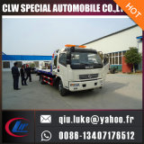 中国のトラックのレッカー車2のアクセルのレッカー車