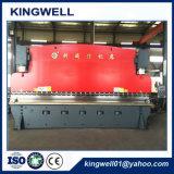 Maquinaria de doblez de la placa hidráulica del CNC, freno de la prensa de la hoja, freno de la prensa del CNC (WC67Y-400TX6000)