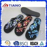 Красивейший мягкий Flop Flip пляжа ЕВА для женщин (TNK10042)