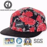 Os chapéus 2017 feitos sob encomenda do Snapback do campista do emblema do bordado de Hip Hop vendem por atacado tampões
