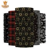 Bandana senza giunte multifunzionale all'ingrosso del foulard