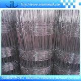 Rete metallica della rete fissa della prateria con il rapporto dello SGS