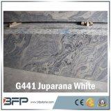 De witte Countertop van het Graniet/Bovenkant van de Ijdelheid voor Keuken of Badkamers