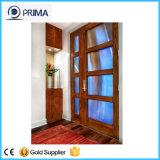 Modèle en bois contemporain d'intérieur de portes avec la peinture