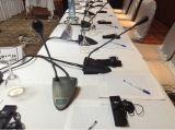 Système de conférence d'audio numérique de série de Singden/système conférence de qualité/microphone Sm703 de conférence