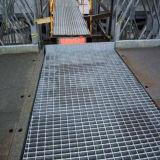 Reja de acero galvanizada de la inmersión caliente para la prolongación del andén