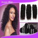 Cabelo de Remy brasileiro de alta qualidade de 8 A para tranças, 100 Weave de cabelo virgem