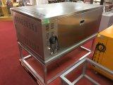 2 de Oven van het Dek van het Gas van het Roestvrij staal van dienbladen in de Apparatuur van de Catering (wql-y-1)