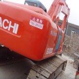 Escavatore di medie dimensioni idraulico della Hitachi utilizzato il Giappone del macchinario di costruzione del cingolo