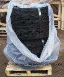 Бандажная проволока провода связи горячего датчика сбывания 16 черная обожженная мягкая обожженная для конструкции