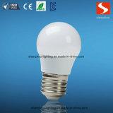 Éclairage du prix bas DEL de qualité pour la lampe en cristal de la lampe E14 E27 B22 3W DEL