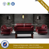 Modernes Büro-Möbel-echtes Leder-Couch-Büro-Sofa (HX-CF006)