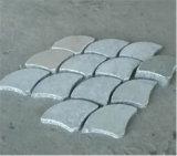 Taglio di macchina di pietra idraulico della pressa/lastricatori di timbratura
