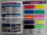 Colorante para la esponja flexible de la espuma de la PU Tdi Pasta del color del poliéter