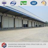 Het geprefabriceerde Logistische Pakhuis van het Frame van het Metaal