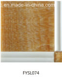Azulejo de suelo de mosaico del mármol del material de construcción (FYSL074)