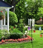 Solarglasbeleuchtung im Freien der Garten-Dekoration-sicheres Metallromantische Dekoration-LED