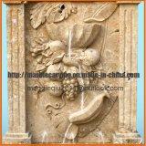 Jardim de imitação Mármore de água de mármore Fonte de pedra antiga
