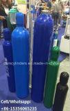Carrelli di alluminio dell'ospedale per i cilindri di ossigeno