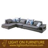O sofá moderno do canto da tela do projeto de Mueble ajustou-se para a HOME (F953)
