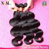 アメリカの市場のための卸し売り普及した7AブラジルのRemyの毛