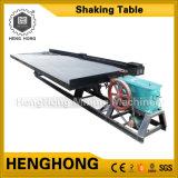 테이블을 동요하는 금 채광 장비 크롬 세척 플랜트 크롬 광석