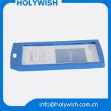 販売の多彩な締縄が付いているプラスチッククレジットカードのホールダーの挿入のため