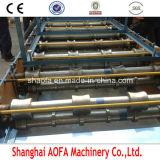 機械(AF-G800)を形作る屋根によって艶をかけられるタイルロール
