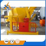 Misturador De Cimento De Betão Diesel Portátil