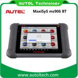 100% 본래 Autel Maxisys Ms906 가득 차있는 시스템 OBD 2 OBD2 진단 검사 공구는 Maxidas Ds708 Maxisys Ms906bt의 대체한다