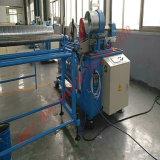 Gewundenes Gefäß-ehemalige Maschine für die Ventilations-Leitung, die Fertigung bildet
