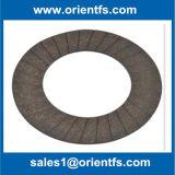 Material composto do forro de embreagem da fibra