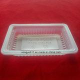 Haustier-weißes Frucht-Blasen-Verpackungs-Tellersegment