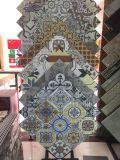 60*60 Encausticの芸術の装飾の無作法な磁器のタイルFhz6402