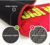 新しいデザイン習慣によって印刷される賭博のゴム製マウスパッド