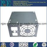 Fabricação de chapa metálica Carcaça de alumínio personalizada
