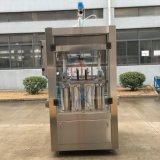 Tipo linear automático máquina de enchimento engarrafada animal de estimação do petróleo comestível