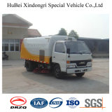 3 Cbm Dongfeng Compact Street Road Sweeper Truck
