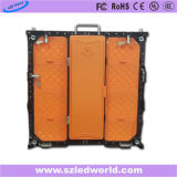 Innenfarbenreiche druckgießenSchaukasten-Panel-Bildschirm-Mietfabrik lED-P4 (CER, RoHS, FCC, CCC)