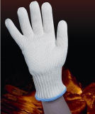 перчатки работы мастерской 13G Nylon