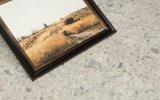Слябы камня кварца вен мрамора высокого качества Китая популярные 3220*1620mm