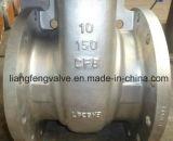 Запорная заслонка RF конца фланца ANSI с нержавеющей сталью